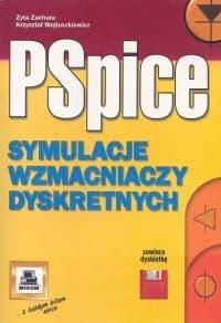 Książka PSpice symulacje wzmacniaczy dyskretnych o numerze ISBN 8372791848. Autor Krzysztoj Wojtuszkiewicz i Zyta Zachara, wydawnictwo Mikom.